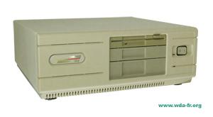 COMPAQ286e Model. 2520