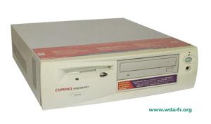 COMPAQPresario 2274 model. CM0103