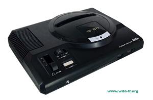 SegaMegaDrive 1600-09 RGB